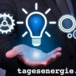 Blick auf die Tagesenergie – es geht weiter
