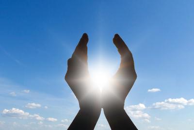 Energie des Tages