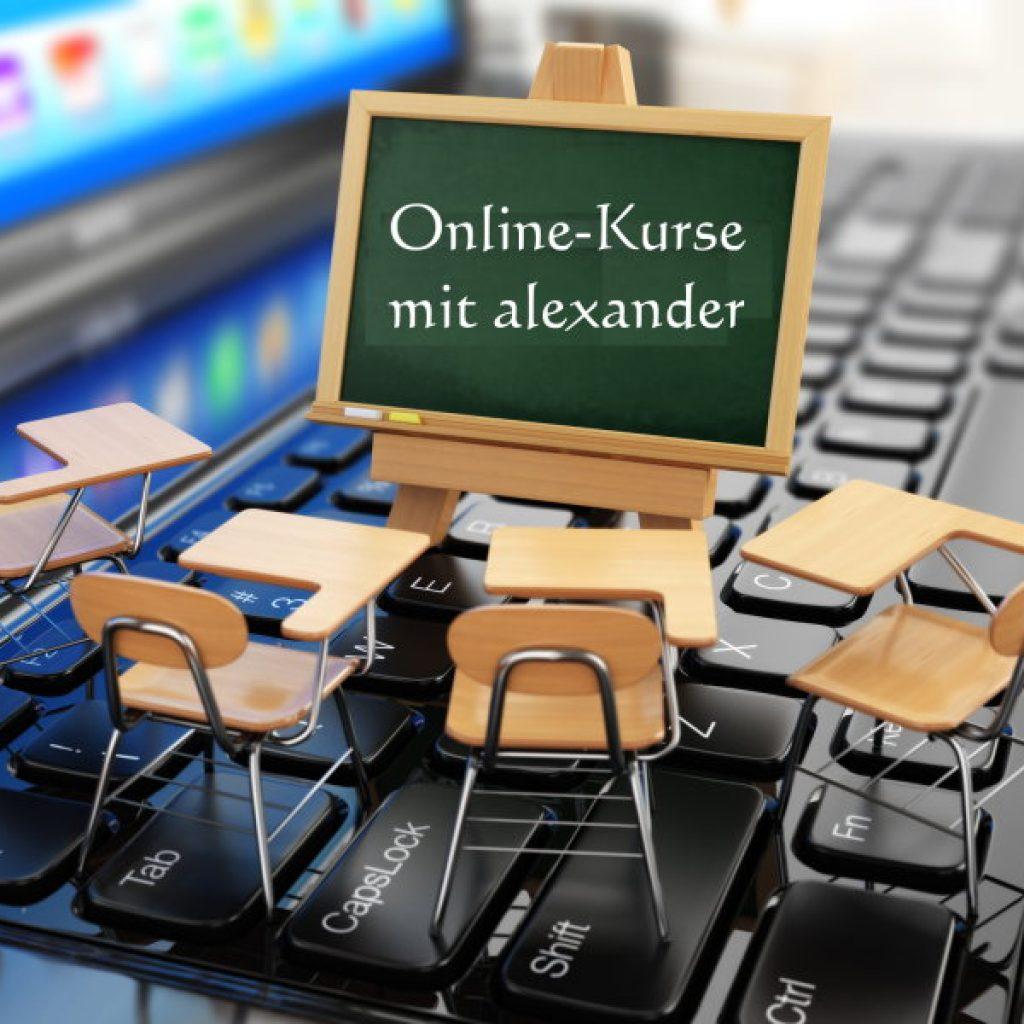 Online-Kurse mit alexander