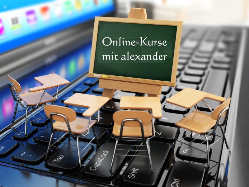 Im September starten die neuen Online-Kurse